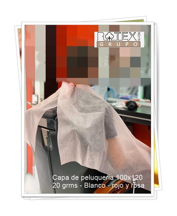 Capa peluqueria