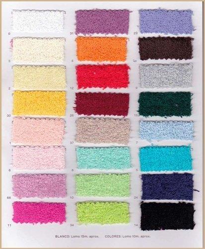 2-Carta de colores para rizo