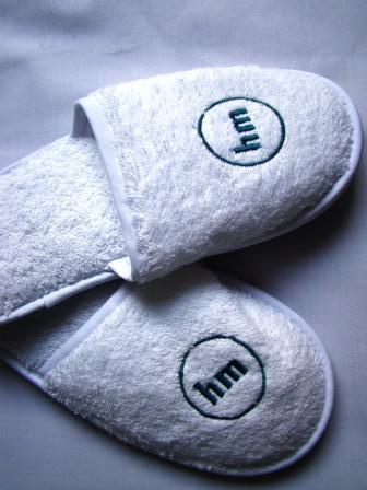 Zapatillas de baño personalizadas