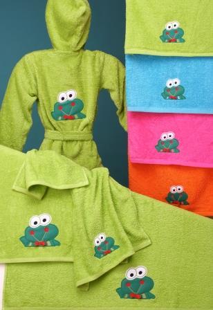Juego de toallas infantiles