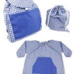 bolsa de ropa para guardería