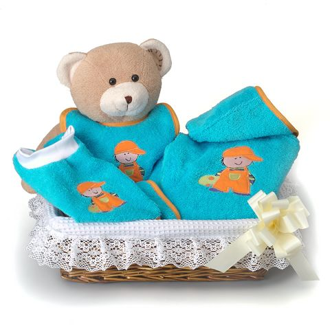 Toalla de baño para bebés