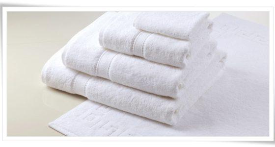 Juegos de toalla de spa
