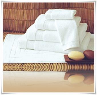 toallas hoteleras