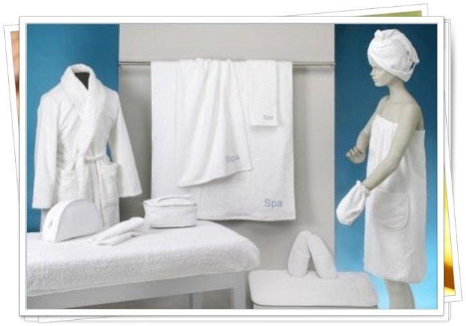 toalla para el pelo